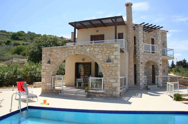 Villa Anna-Gaia - Tsivaras - Villa