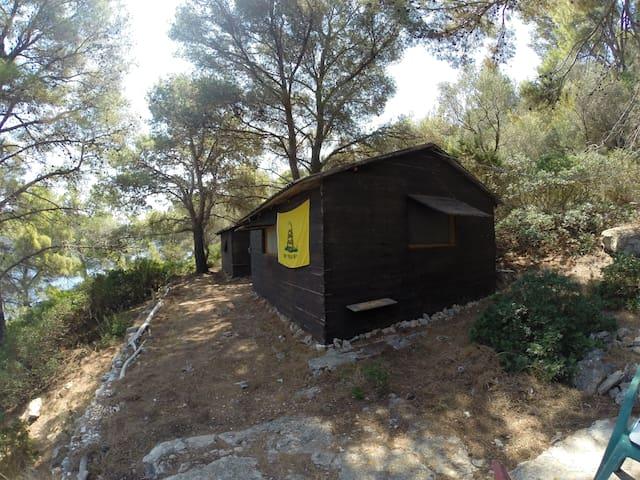 Captain's cabin - Island Mrcara - Uble