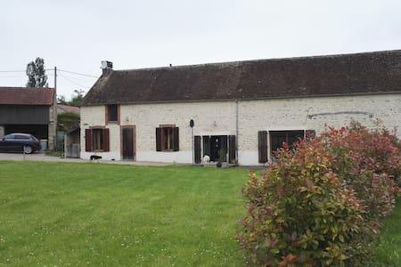 Venez découvrir notre belle région - Nonville - Haus