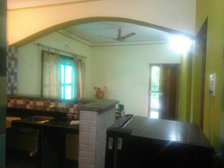 Banyan Nest Ashvem , 2 bedroom Apartment