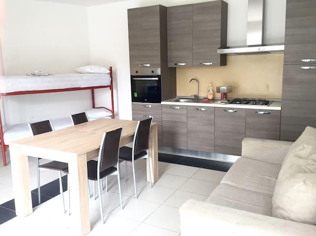 Appartamento bilocale con piscina - Cesenatico - Διαμέρισμα