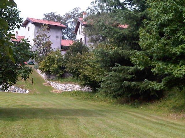 Lago di (Website hidden by Airbnb) torretta nel verde