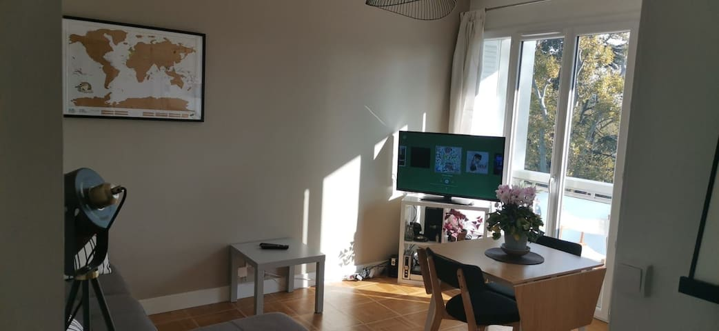 Appartement cosy et moderne