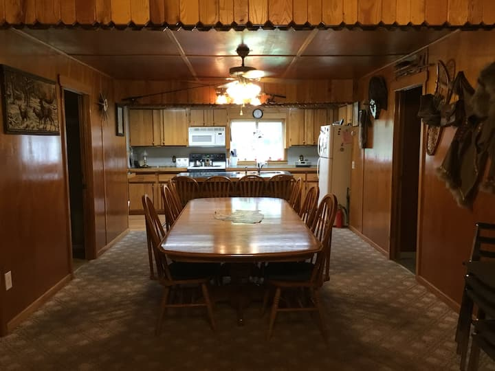 Family Vacation Rental w/ River, Trails, and Fun!