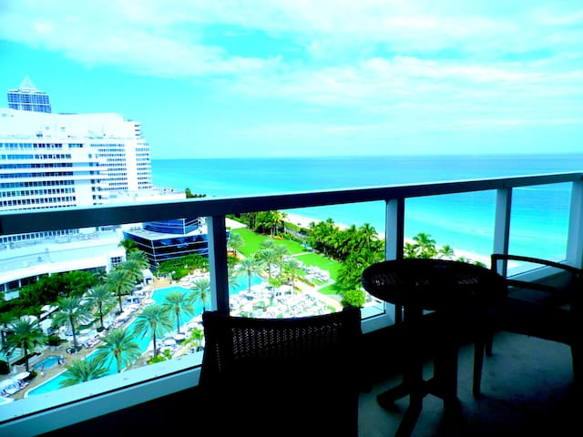 Ocean View Sorrento Fontainebleau Miami Beach Unit