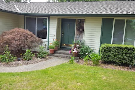 Family Friendly Home -near Seattle - Renton