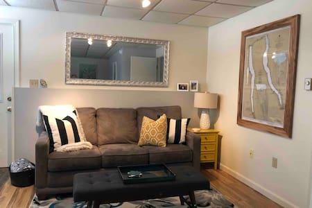 Cozy, Convenient Apartment