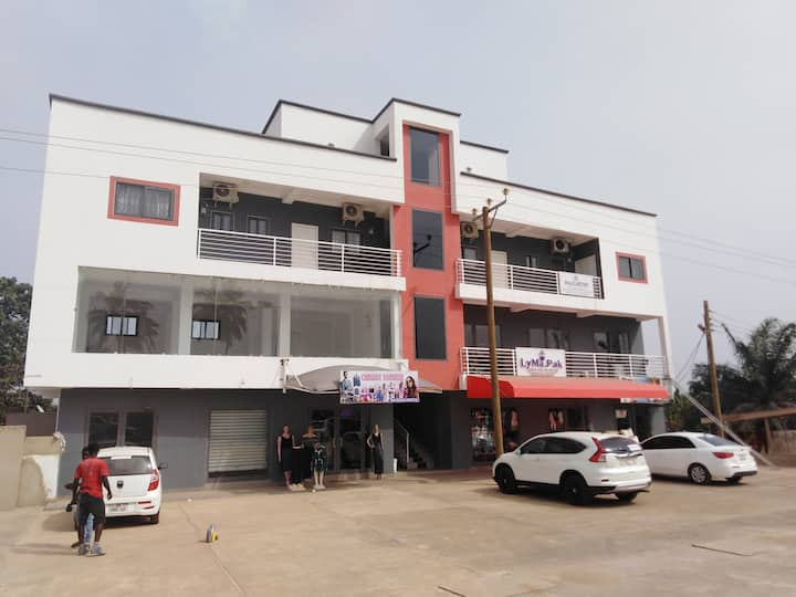 1 bedroom apartment at Westlands (Haatso) for rent