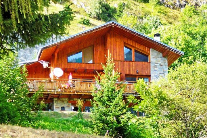 Exclusive Chalet in Champagny-en-Vanoise near Ski Area