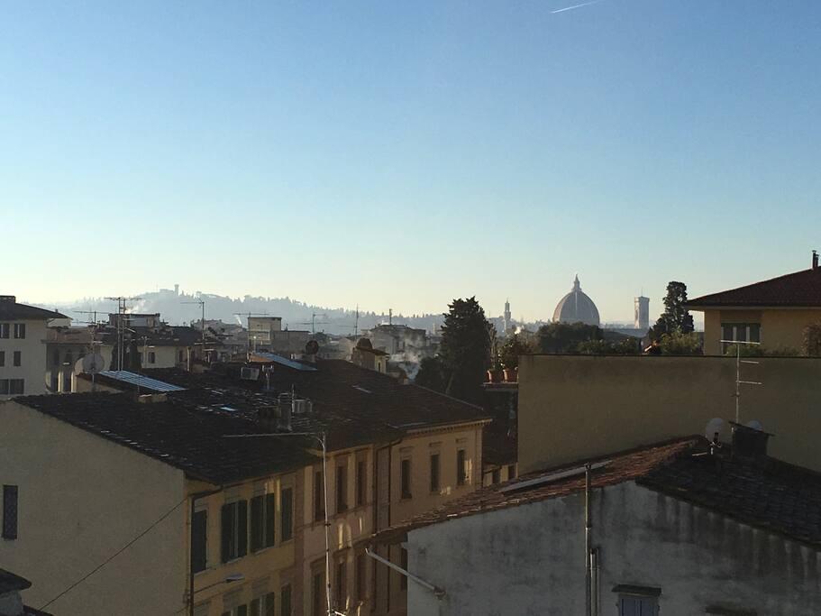 Cute room with duomo view terrace condomini in affitto a - Magazzino della piastrella e del bagno firenze fi ...