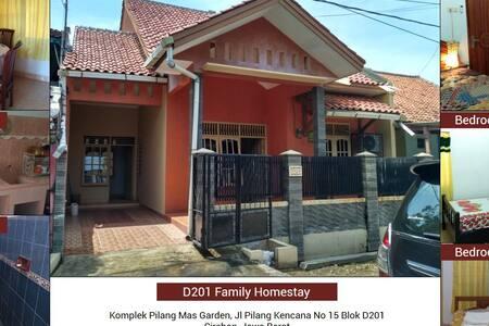 WIEN - D201 Family Homestay