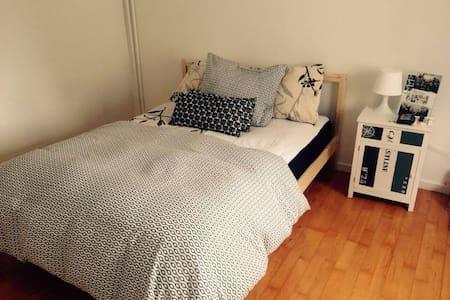 Nice and cozy room in Risskov - Risskov - Lejlighed