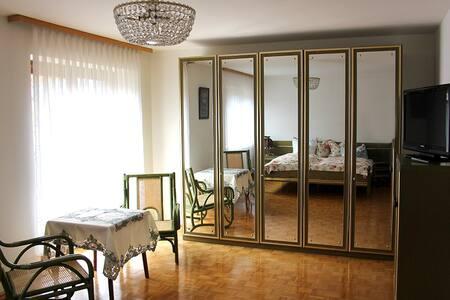 Privatzimmer in Großgmain vor den Toren Salzburgs