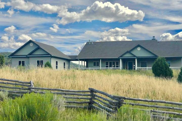 Beautiful South Utah Custom Home