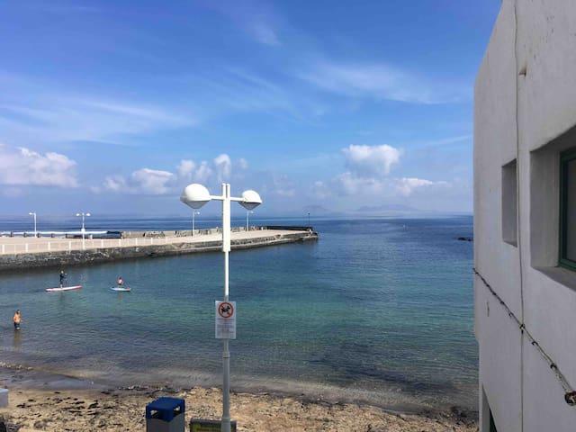 FAMARA: direkt am Strand