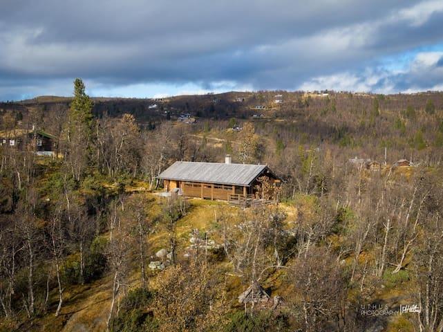 Classic mountain cabin (Ålhytte) at Ål Hallingdal