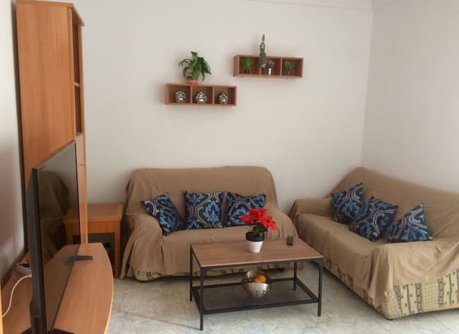 4 Bed house in Mogan, 7 min walking to the beach - Lomo Quiebre - Pis