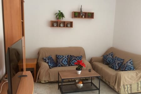 4 Bed house in Mogan, 7 min walking to the beach - Lomo Quiebre - Lejlighed