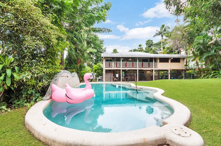 Traditional Queenslander in the heart of Edge Hill