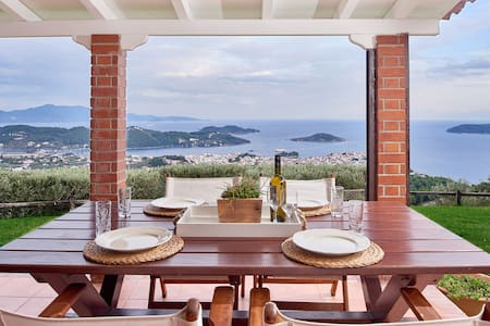 Private luxury villa with great view - Skiathos - Villa