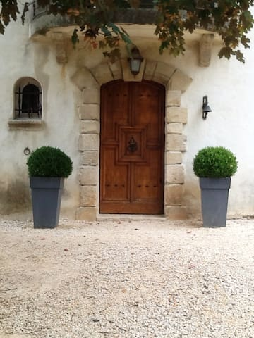 Grande maison provençale
