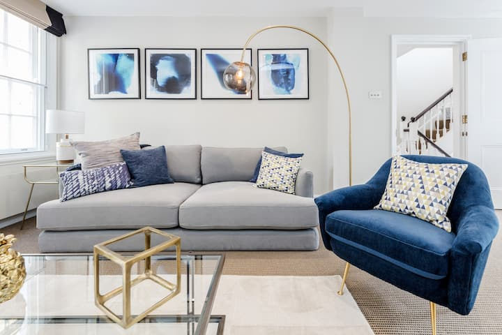 Stylish Sophisticated Marylebone 2 bed 2 bath