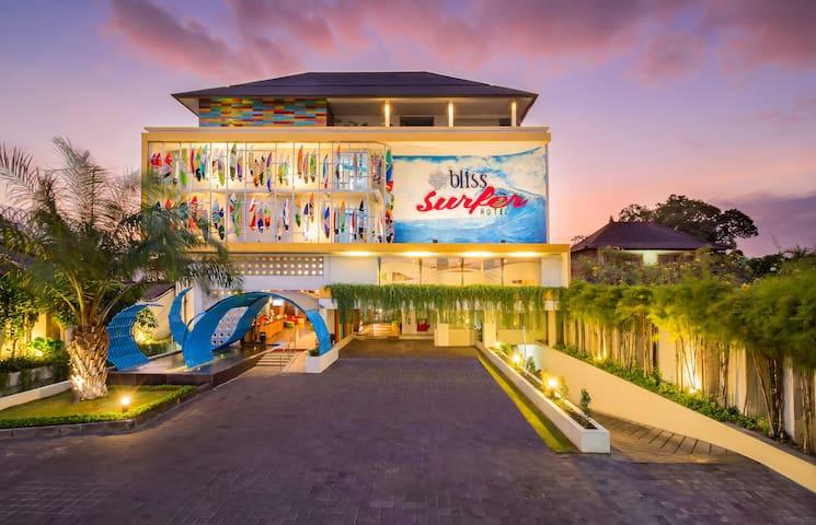 Bliss Surfer Hotel Legian #2