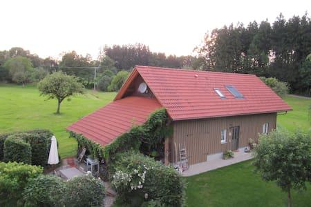 Gemütliche Wohnung (Luis) im Grünen - Amtzell - Lägenhet