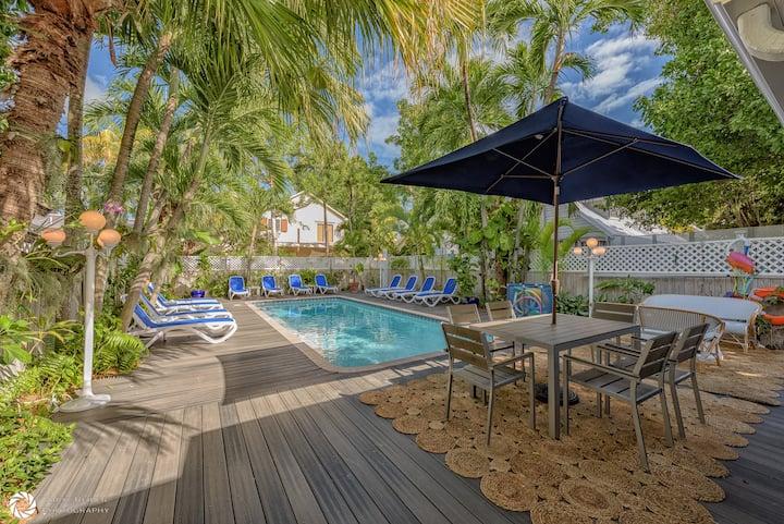 Caribbean Cottage - 2BR/2BA Sleeps 6, Heated Pools