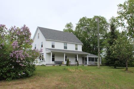 Seney Farmhouse