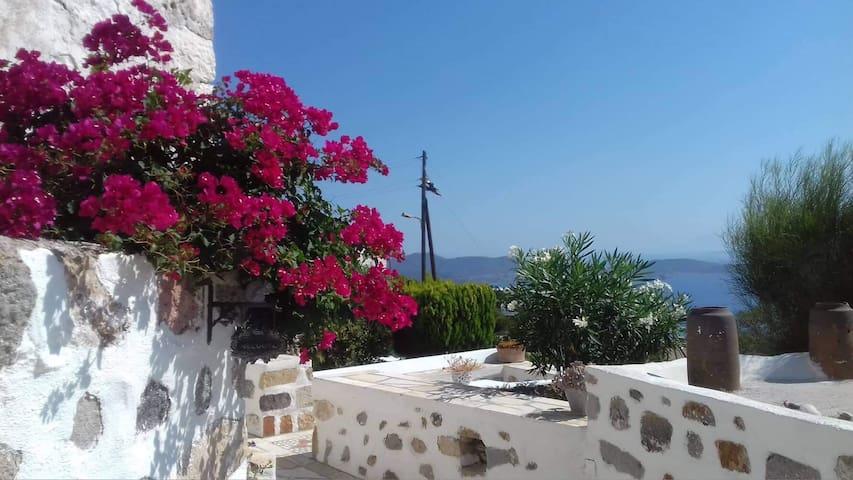 Studio View 2 in Chora Patmos.