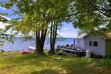 The Cottage on Cayuga Lake : Finger Lakes Region