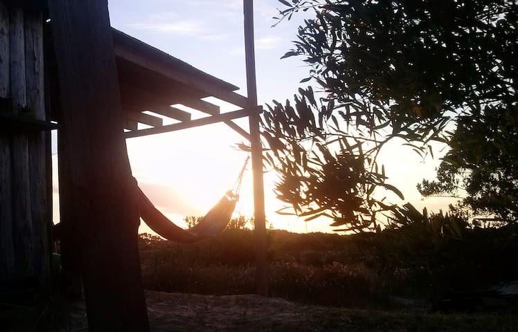 Habitación privada en la orilla - Barra de Valizas