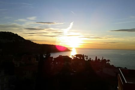 Your winter nest in the French Riviera - Roquebrune-Cap-Martin - Appartement
