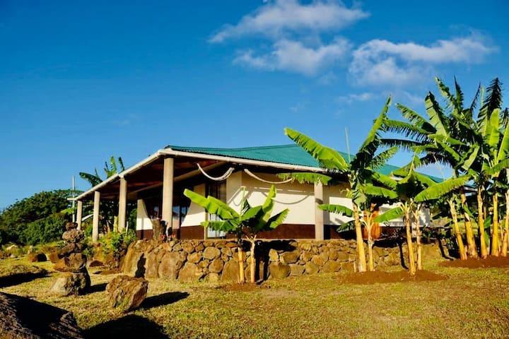 HARE MAOHI, casa independiente (5 personas)