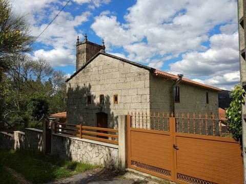 Casa rural, A Campeleira