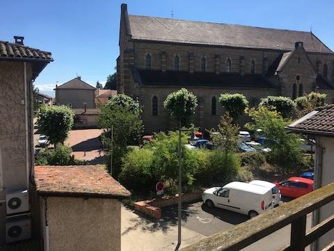 Appartement T2 au cœur du village