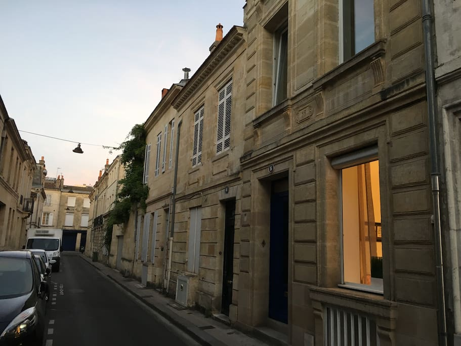 Rue Saint Fort