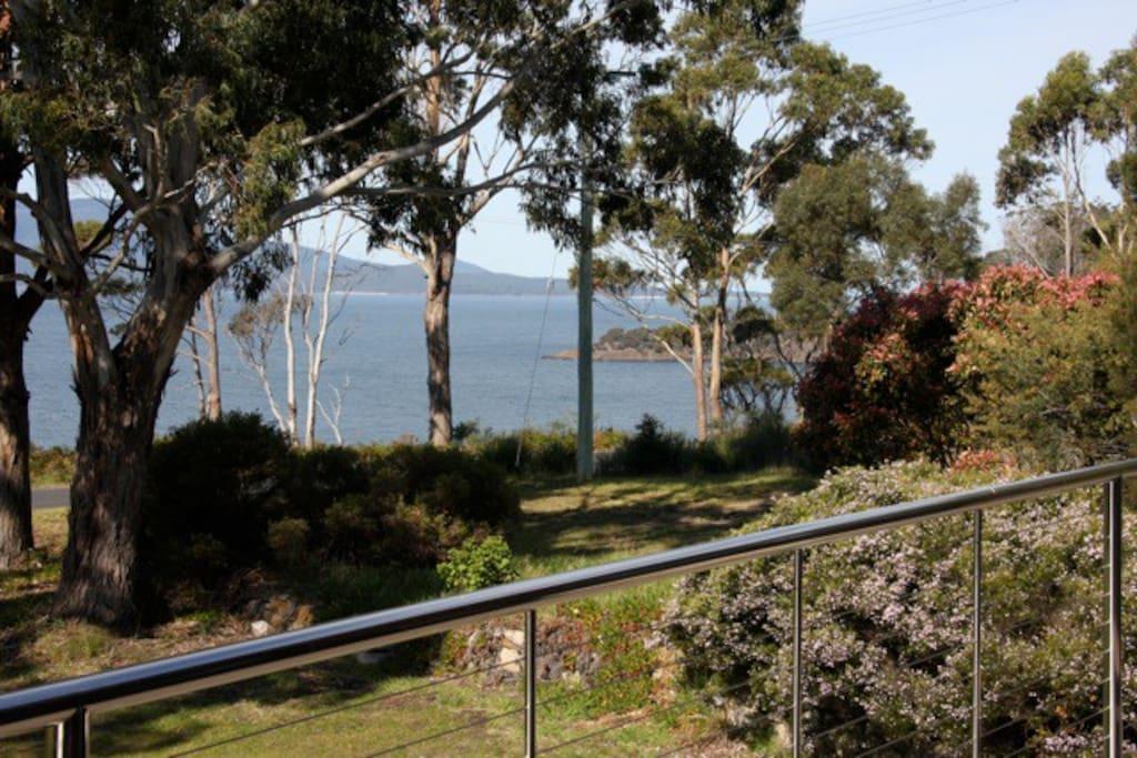 One view aspect from veranda
