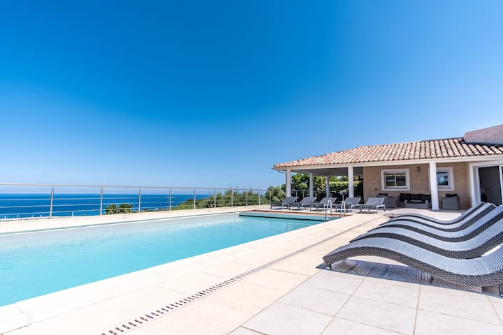 Exclusive Villa with breathtaking view