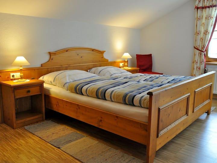 Ferienwohnung Caprano, (Sonthofen), Ferienwohnung Caprano, 120qm, 3 Schlafzimmer, max. 8 Personen