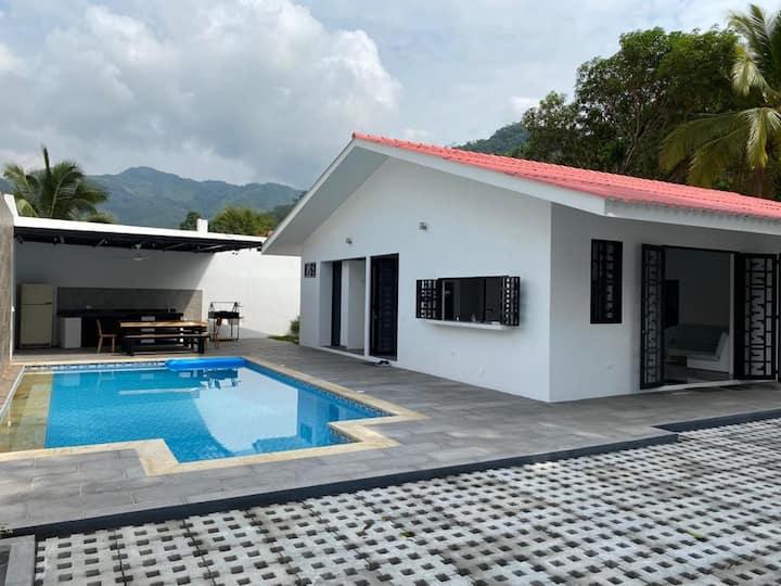 """Casa confort """"Villa Ceci"""" descanso y privacidad."""