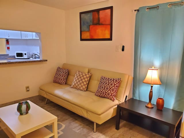 Modern Furnished Nearby Heights 2BR/1B (2)