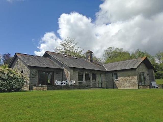 Golf Lodge in St. Mellion Resort - Cornwall - Villa