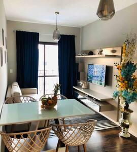 O apartamento dos seus sonhos! Novo e decorado!