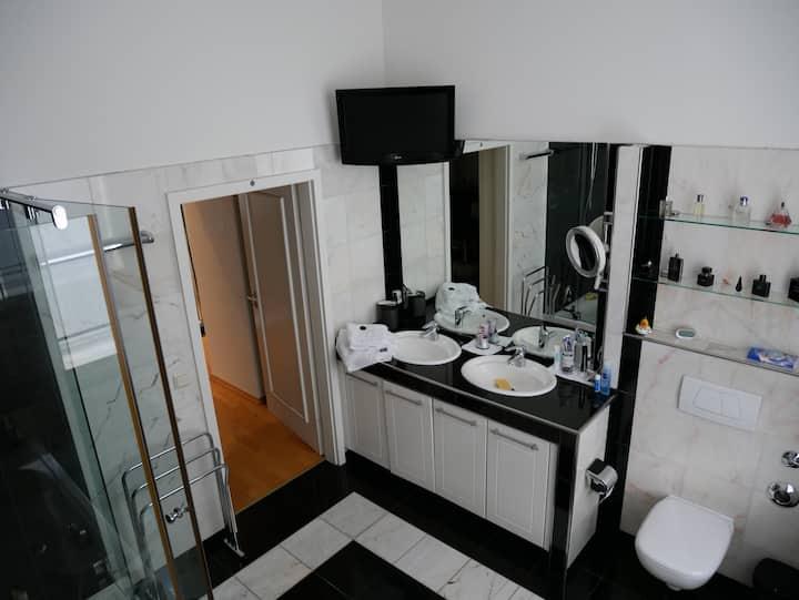 Luxus Wohnung am Wasserturm