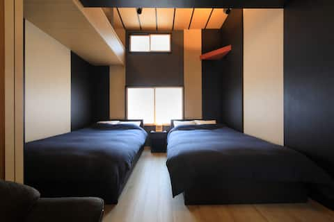NEW! Luana Higashiyama Guest House 5 min from Gion