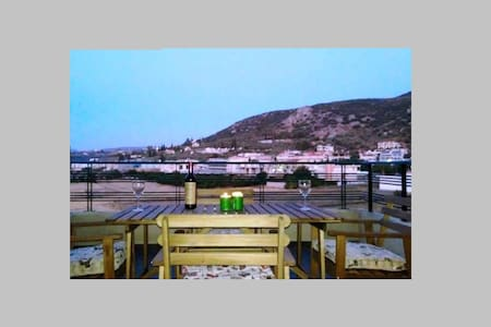 """Myrto"" Luxury apartment with amazing view - Nafplion"
