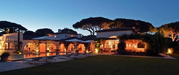 Luxury Villa - Parc de Saint-Tropez