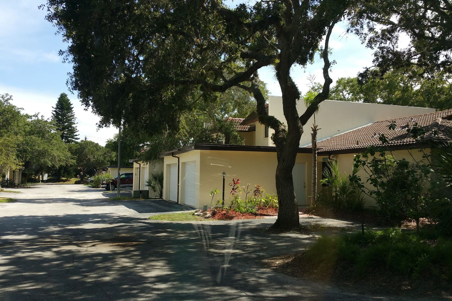 Townhome Community